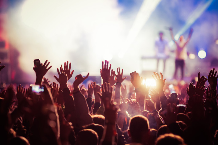 Best 5 Places To Attend music concerts in Cairo